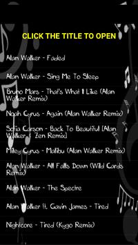 Alan Walker Top Music screenshot 1