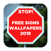 Signs Wallpaper ikona