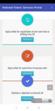 NVSP Gujarat Voter Card information Online screenshot 1