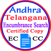 Encumbrance Certificate EC - CC Copy (TS-AP State) icon