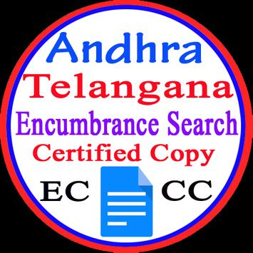 Encumbrance Certificate EC - CC Copy (TS-AP State) poster