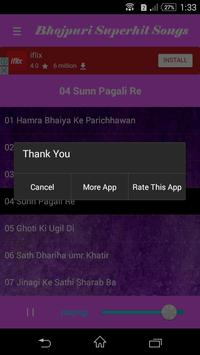 Bhojpuri Superhits Songs 2017 screenshot 3