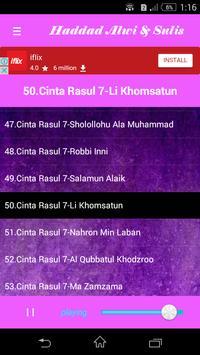 HADDAD ALWI - CINTA RASUL screenshot 2