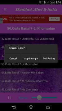 HADDAD ALWI - CINTA RASUL screenshot 3