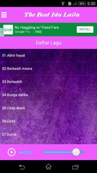 Dangdut Hits IDA LAILA apk screenshot