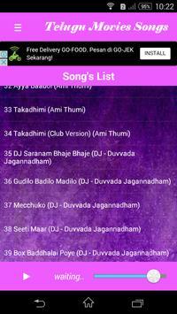 Telugu Movies Songs 2017 screenshot 2