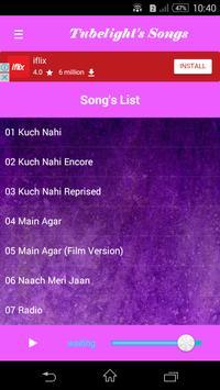 Tubelight Movie Songs apk screenshot