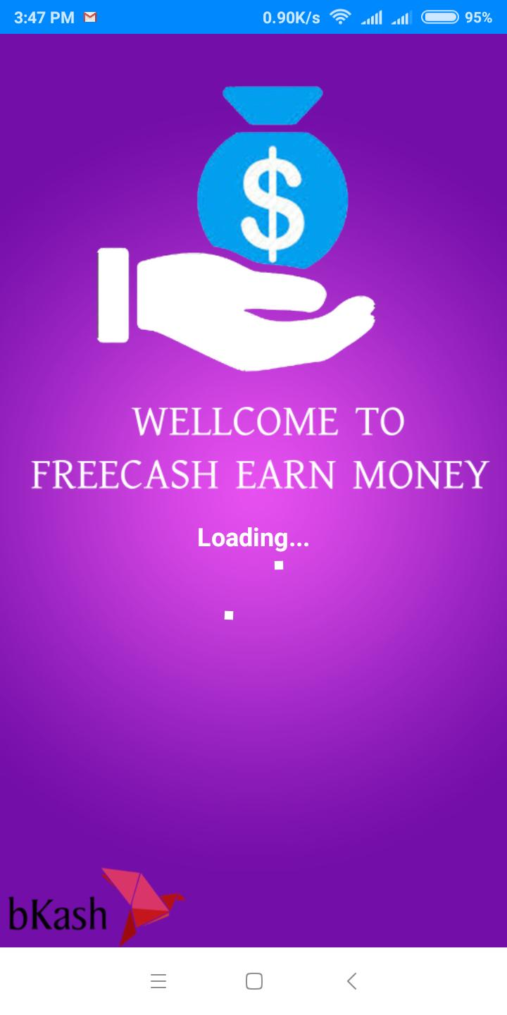 Free Bkash- Earn Money for Android - APK Download