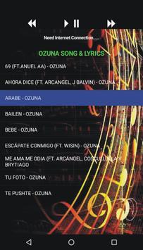 Ozuna Songs poster
