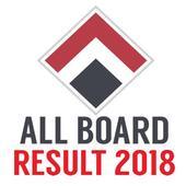INDIA ALL BOARD RESULT 2018 icon