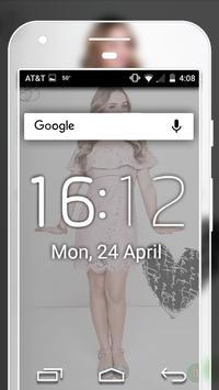 Art Larissa Manoela HD Amoled Wallpaper screenshot 5