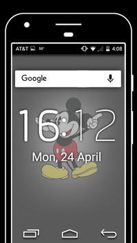 Free Mickey & Minnie HD Wallpaper Super Amoled screenshot 1