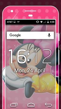 Free Mickey & Minnie HD Wallpaper Super Amoled screenshot 2