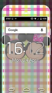 Free Mickey & Minnie HD Wallpaper Super Amoled screenshot 3