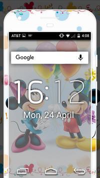 Free Mickey & Minnie HD Wallpaper Super Amoled screenshot 4