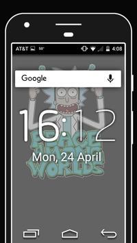 Free Rick n Morty Wallpaper HD Super Oled screenshot 3