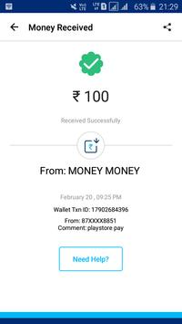 Earn click App screenshot 1