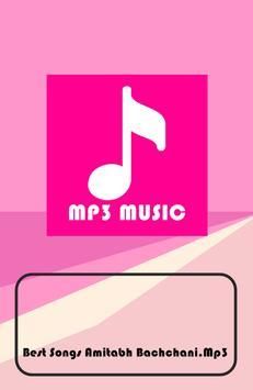 Best Songs Amitabh Bachchan.Mp3 screenshot 1