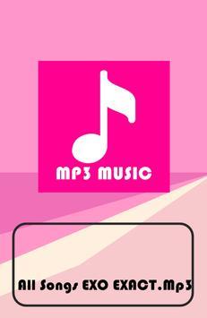 All Songs EXO EXACT.Mp3 screenshot 1