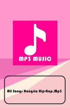 All Songs Hungria Hip-Hop.Mp3 captura de pantalla de la apk