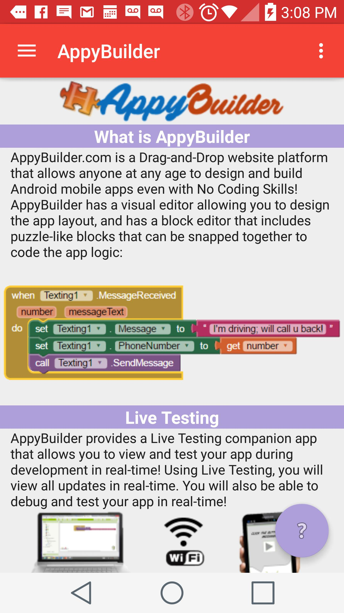 AppyBuilder Subscription for Android - APK Download