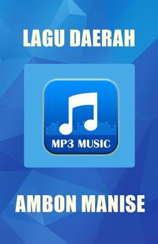 Lagu AMBON MANISE Terbaru poster