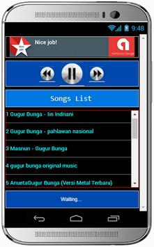 Lagu GUGUR BUNGA Pahlawan apk screenshot