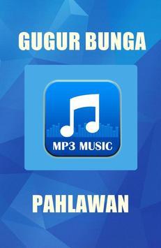 Lagu GUGUR BUNGA Pahlawan poster