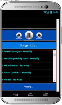Dangdut LEO WALDY Lengkap apk screenshot