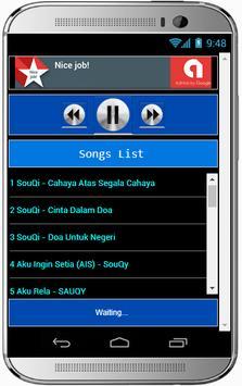 Lagu BAND SOUQI Lengkap screenshot 1