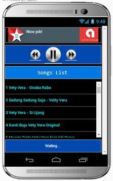 Mp3 VETTY VERA Terpopuler screenshot 1
