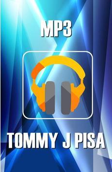 Lagu kenangan TOMMY J PISA poster
