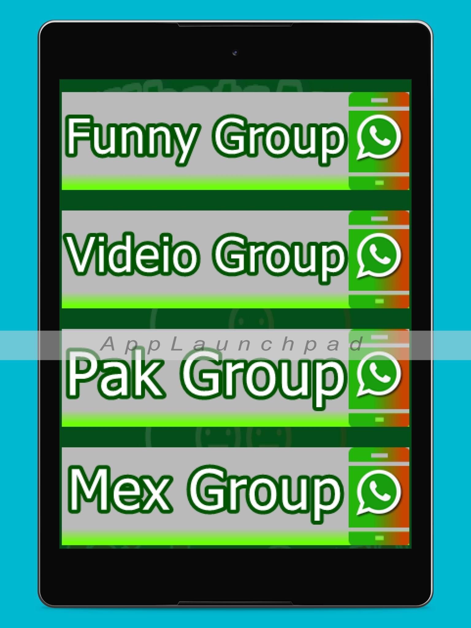 Whatsapp Group Link - Join 1 Millions + Group for Android