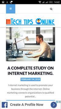 Online Marketing screenshot 1