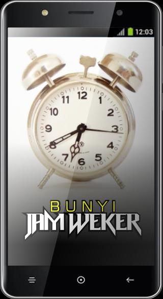Bunyi Jam Weker for Android - APK Download