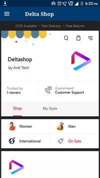 Delta Shop poster