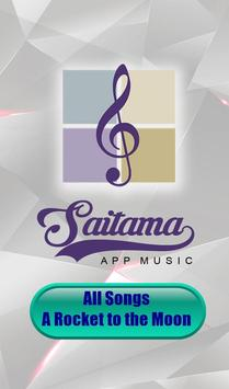 All Songs A Rocket to the Moon apk screenshot