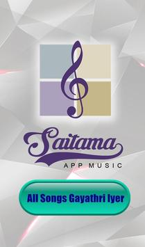All Songs Gayatri Iyer apk screenshot