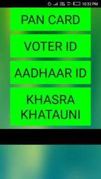 All sarkari work : Pancard, Aadharcard & voterid poster