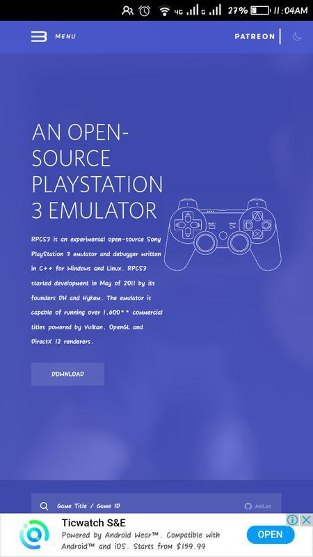 gta 5 on ps3 emulator
