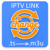 IPTV link converter TS to M3U for Android - APK Download