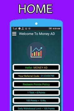 Money AD screenshot 2