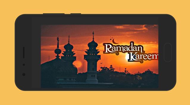 Ramadan timeing 2018 (kashmir's offical app) poster