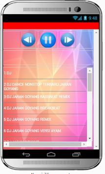 DJ JARAN GOYANG apk screenshot