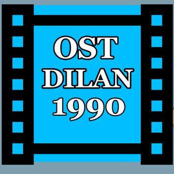Ost Dilan 1990 Terbaru 2018 poster