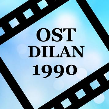 Lagu Dilan 1990 poster