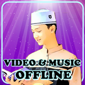 VIDEO & MUSIC OFFLINE SHOLAWAT GUS AZMI icon