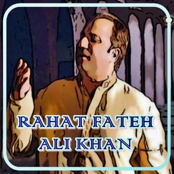 RAHAT FATEH ALI KHAN HINDI SONG poster