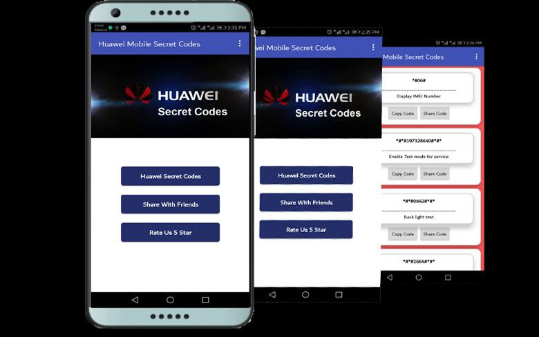 Secret Codes For Huawei 2019 for Android - APK Download