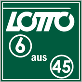 LOTTO 6 from 45 icon